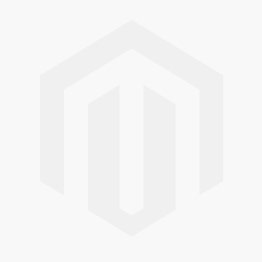 Gray & White Stripe Ruffled Heart Dress