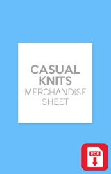 Casual Knits Collection